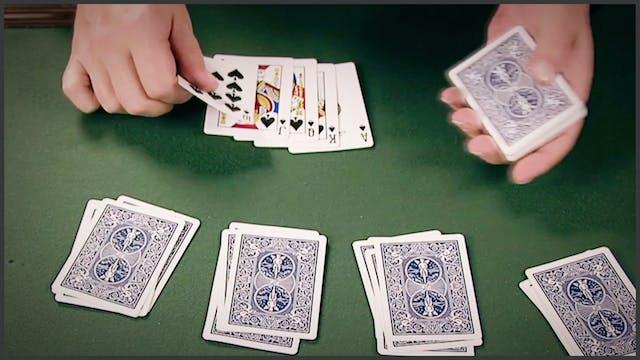 Five Card Stock