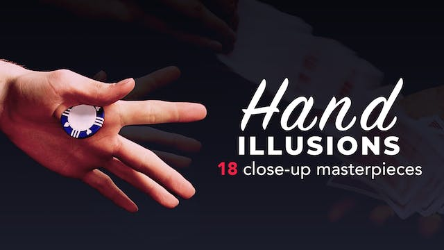 Hand Illusions with Eddy Ray Full Volume - Download