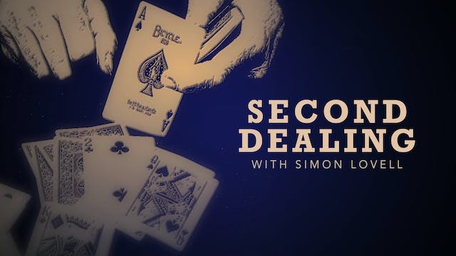 Second Dealing with Simon Lovell