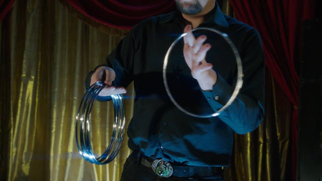 8 Linking Rings Explanation
