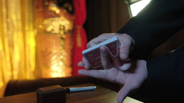 Learn Illusion Card Box