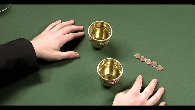 Cup Manipulations
