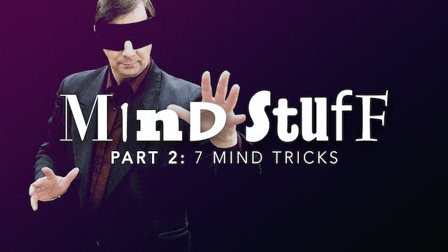Mind Stuff Part 2 with Paul Hallas