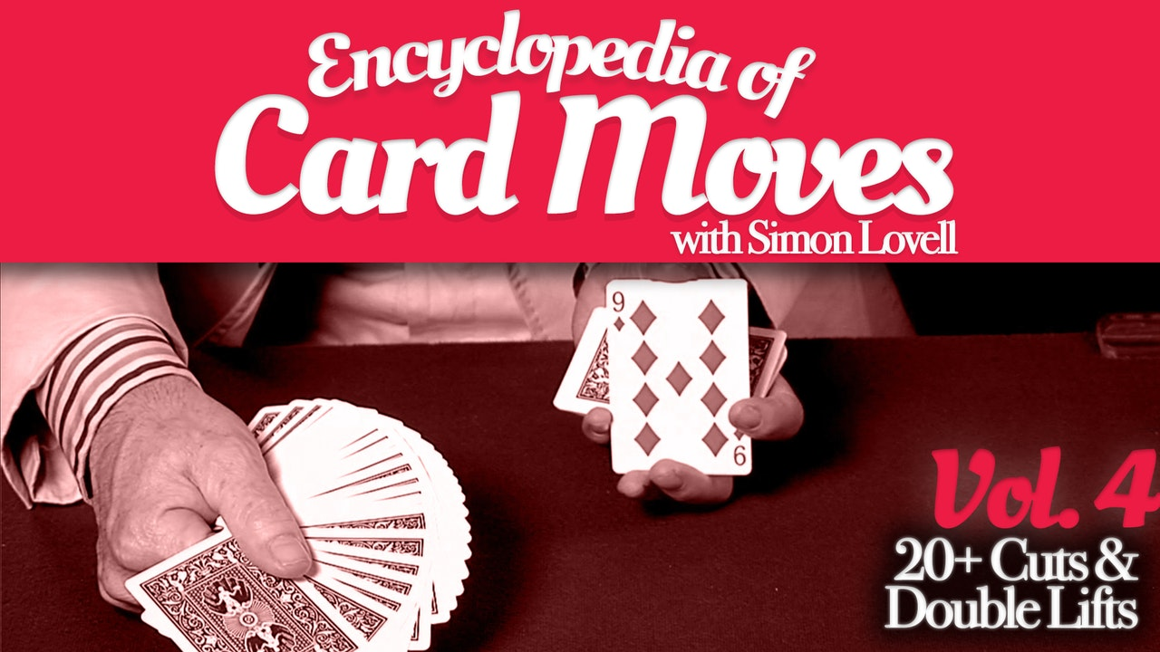 Encyclopedia of Card Moves: Volume 4