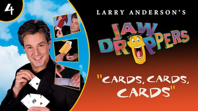 Jaw Droppers Volume 4: Cards, Cards, Cards Instant Download