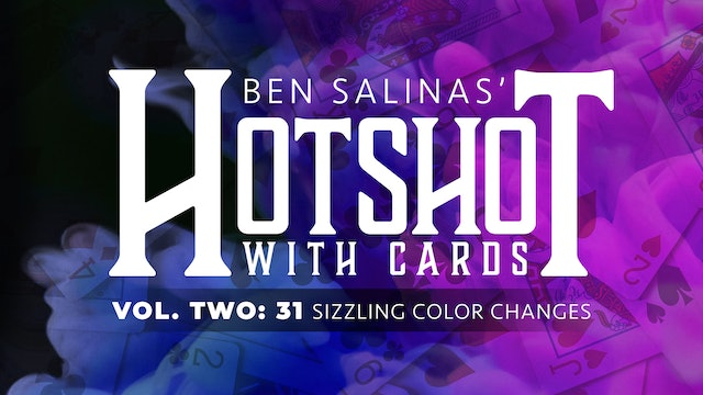 Hotshot with Cards: Volume 2