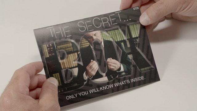 Secret Box - Learning