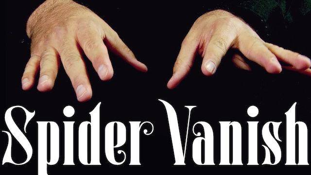Spider Vanish