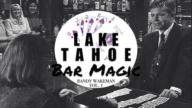Tahoe Bar Magic - Volume 1