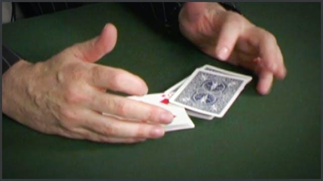 Gamblers Zarrow Shuffle Variation