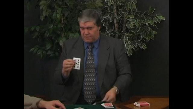 No Sleight Card in Envelope