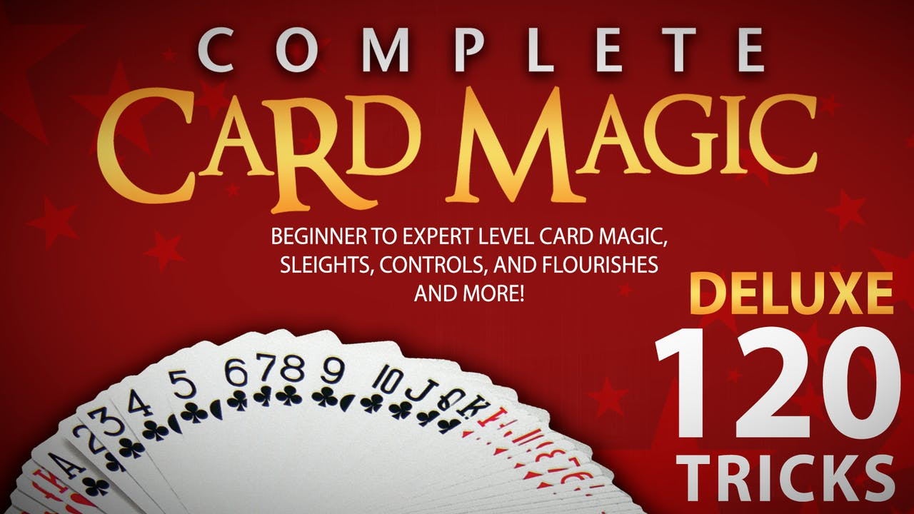 Complete Card Magic - Instant Download