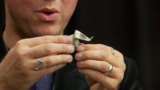 Origami Bill