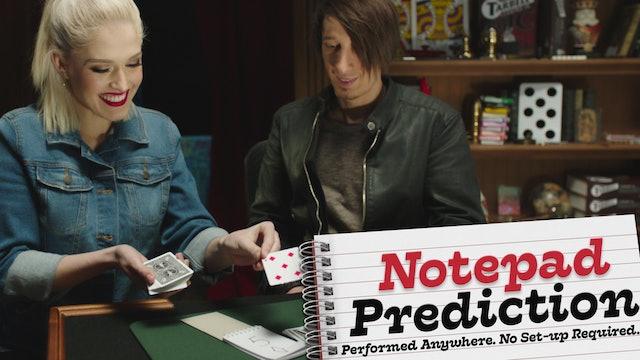 Notepad Prediction
