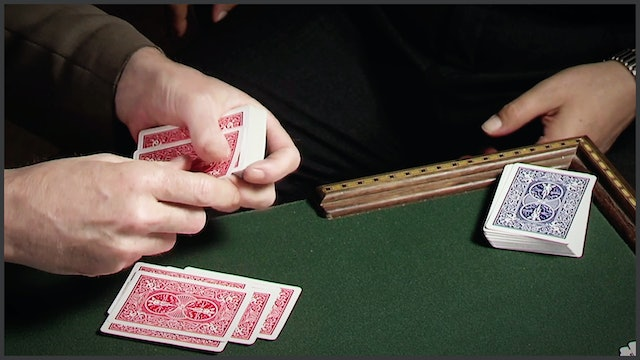 Top & Bottom Dealing One Hand