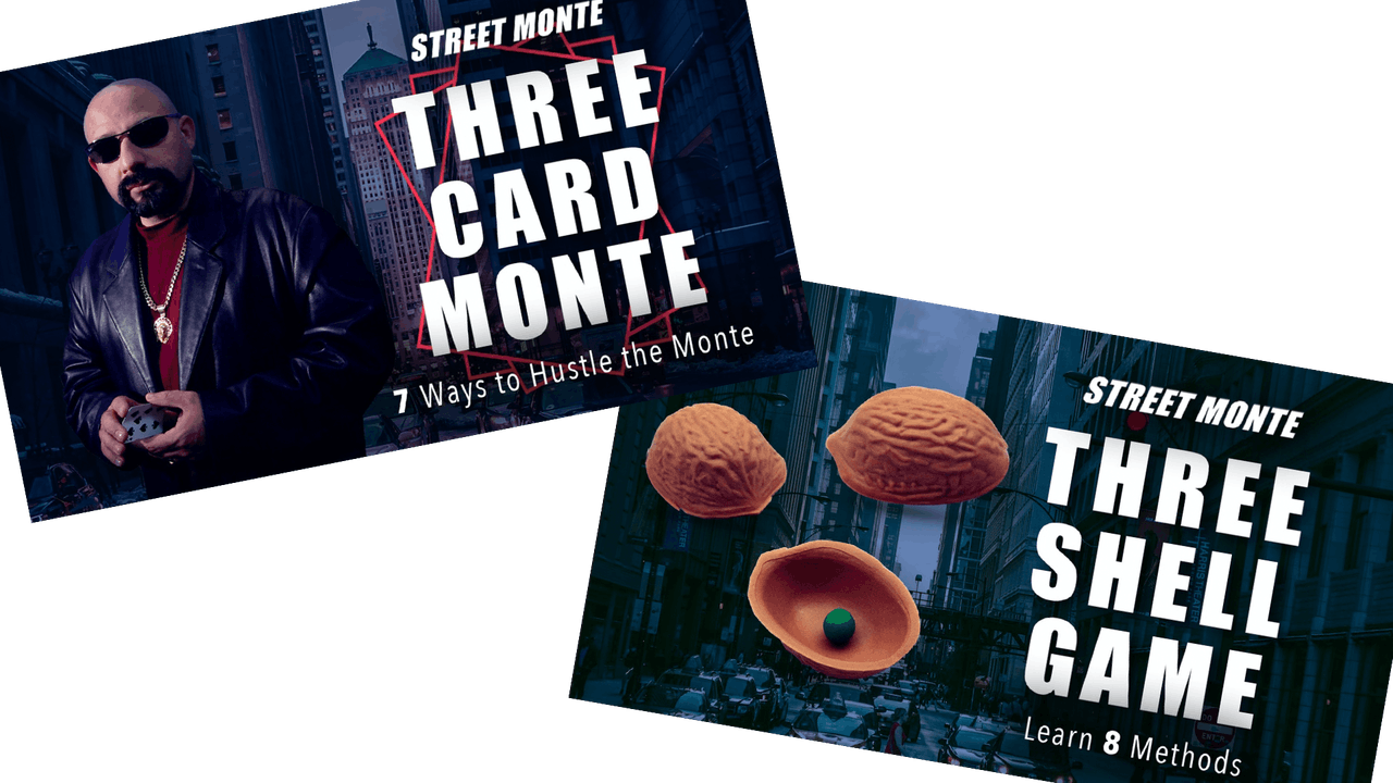 Street Monte: The Sal Piacente Collection