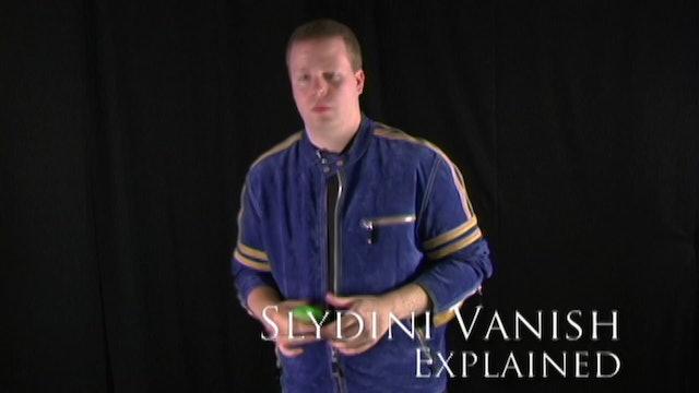 Slydini Vanish