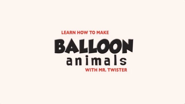 Introduction: Ultimate Balloon Animals
