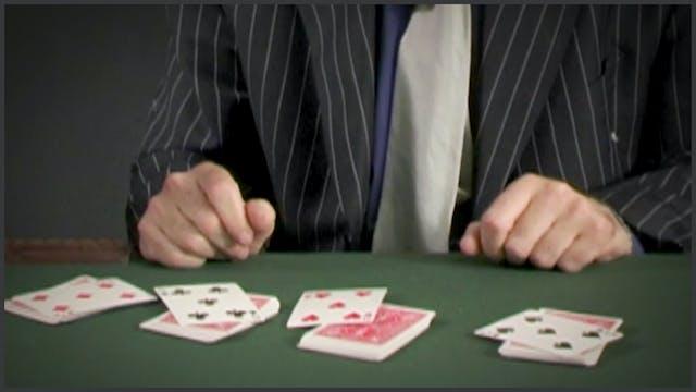 Center Key Card