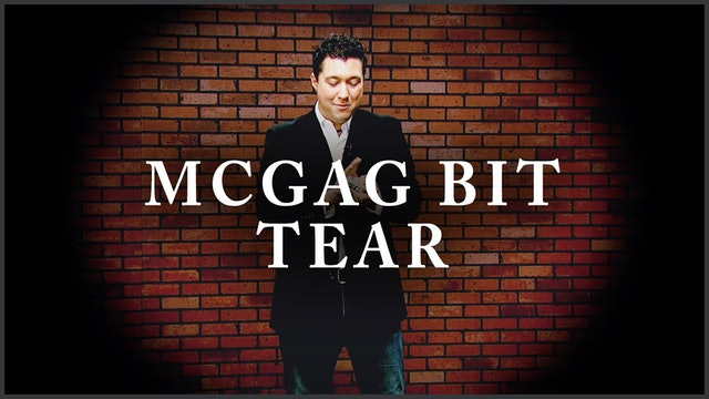 McGag Bit Tear