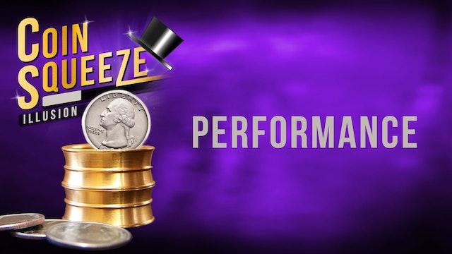 Coin Squeeze Performance