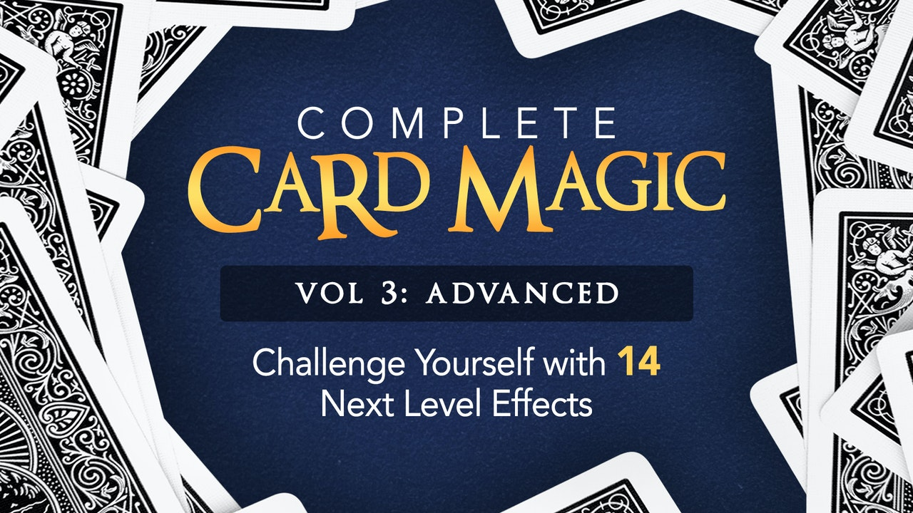 Complete Card Magic Volume 3