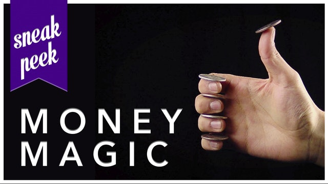 Sneak Peek: Money Magic
