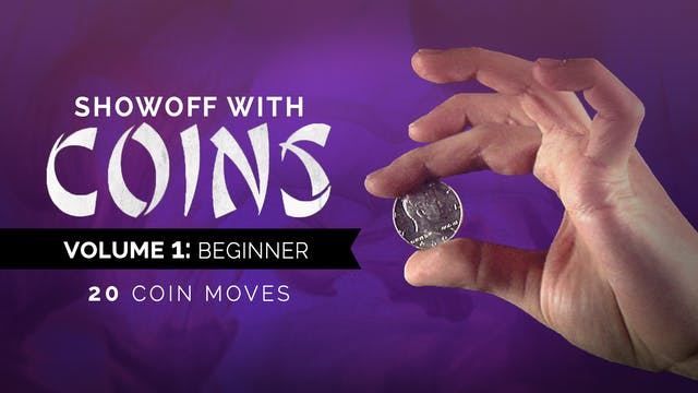 Showoff with Coins Volume 1: Beginner Instant Download