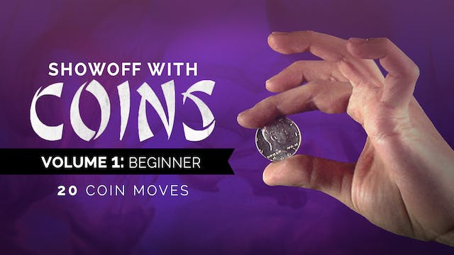 Showoff with Coins Volume 1: Beginner Full Volume - Download