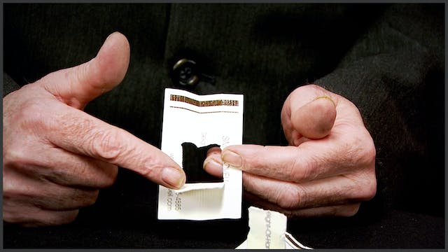 Business Card Trick