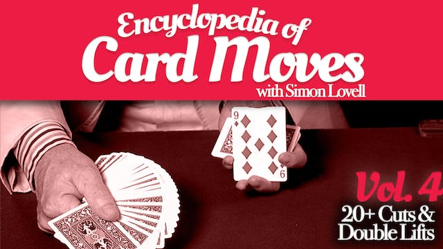 Encyclopedia of Card Moves Volume 4 Full Volume - Download