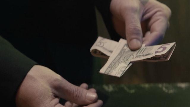 Secret Money Heist