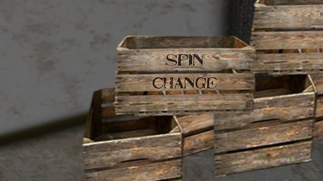 Spin Change