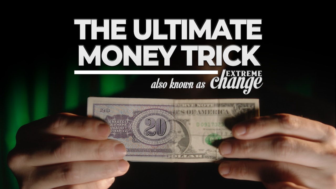 Extreme Change - Complete Collection on MasterMagicTricks.com