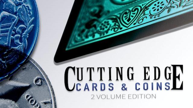 Cutting Edge: Cards & Coins