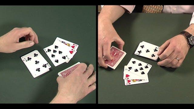 Cut Card Force