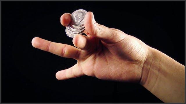 Caterpillar Coins