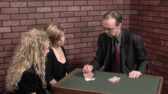 Learn Card 56- Black Reversed Deck