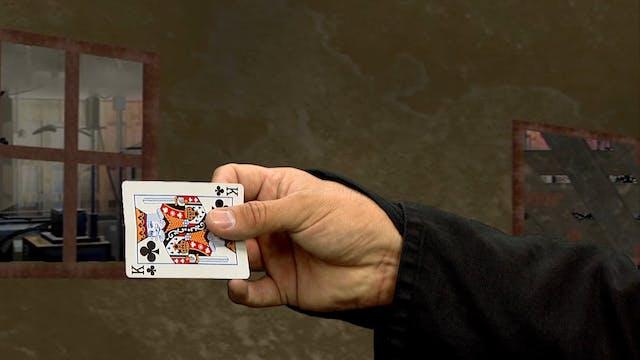 Card Ninja Manipulation