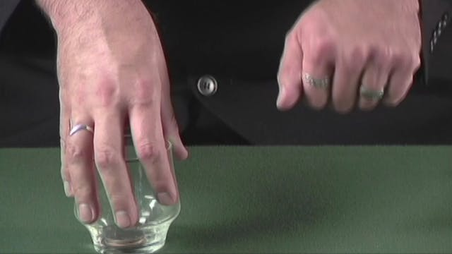 Four Coins to a Glass