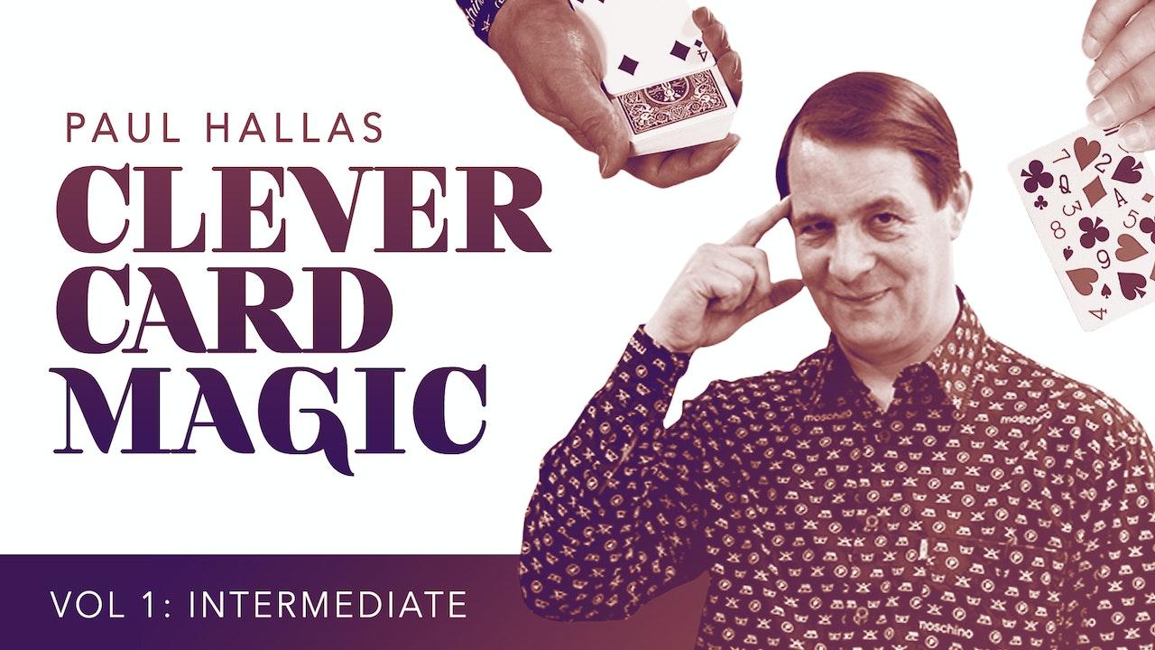 Clever Card Magic: Volume 1