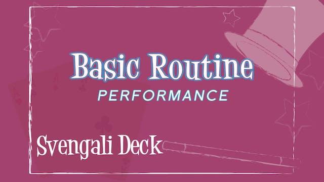 Basic Routine