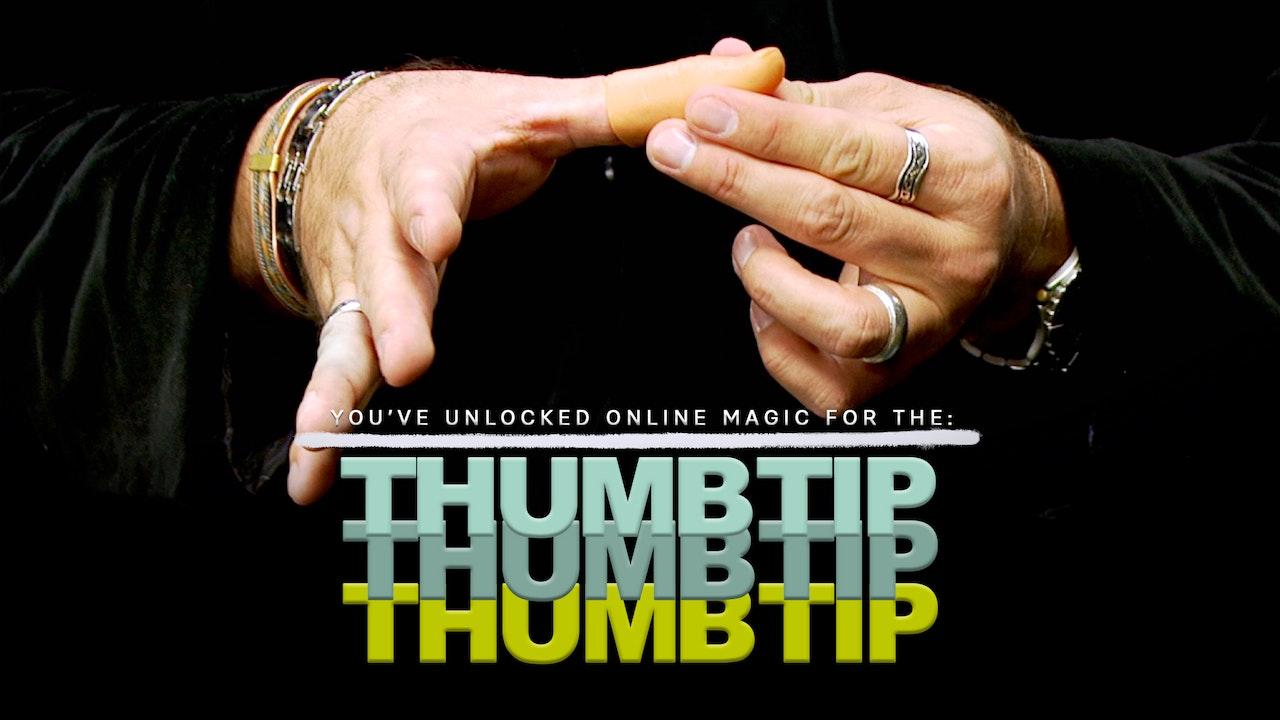 Learn the Ultimate Thumb Kit on MasterMagicTricks.com