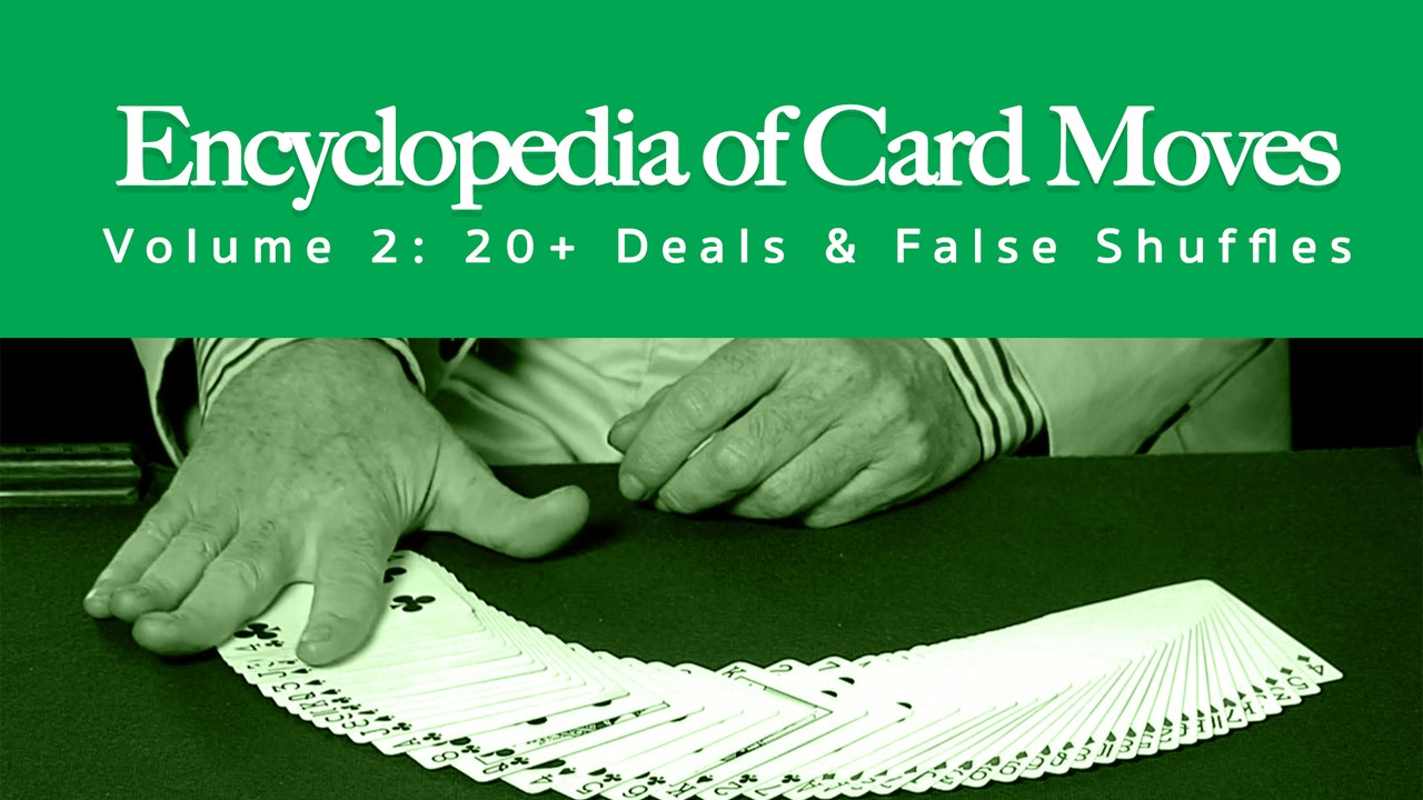 Encyclopedia of Card Moves: Volume 2