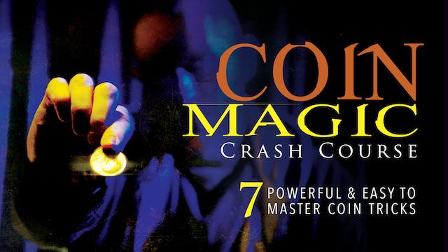 Coin Magic Crash Course with Kris Nevling Full Volume - Download