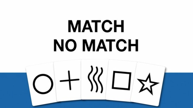 Match, No Match
