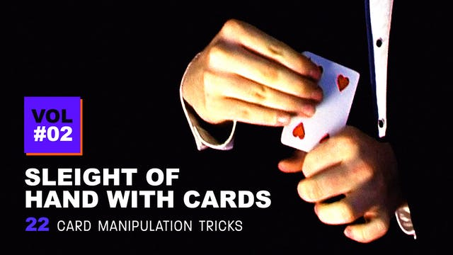 Sleight of Hand with Cards: Volume 2 Full Volume - Download