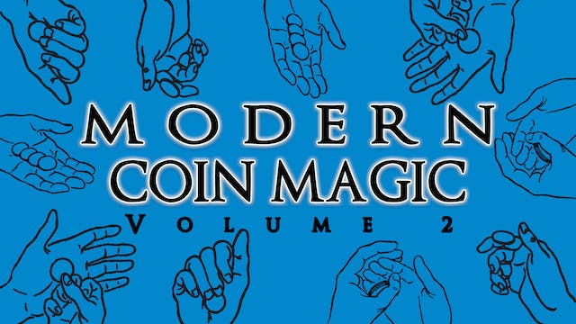 Modern Coin Magic Volume 2 Full Volume - Download