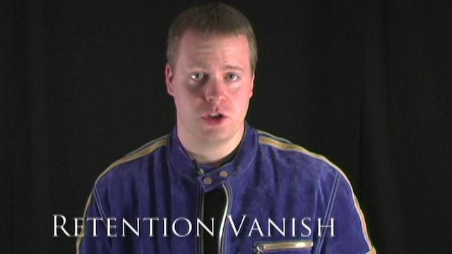 Retention Vanish