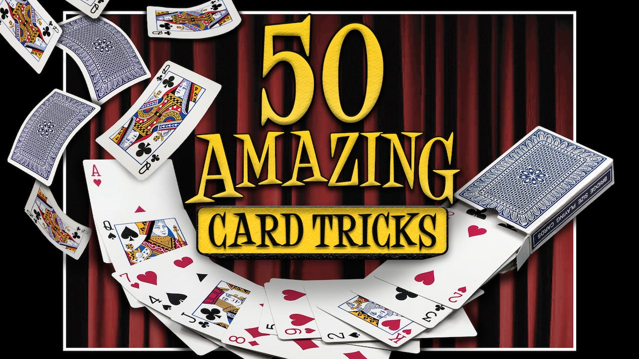 50 Amazing Card Tricks Collection